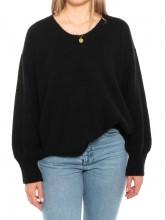 Rulia pullover black