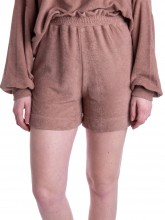Haakmee frottee shorts ginger snap