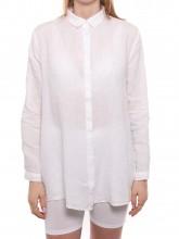 Nuria linen blouse white