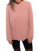 Bijanka longsleeve dusty rose