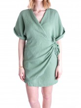 Hajara dress green bay