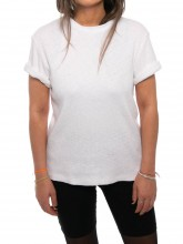 Beke t-shirt rip white