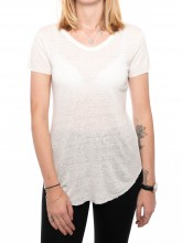 Olivia t-shirt vanilla