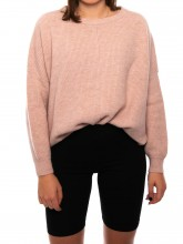 Beatrice pullover dustyrose