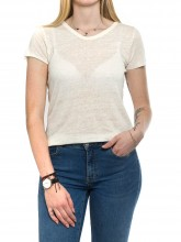 Olivia shirt vanilla