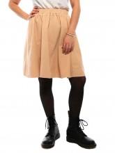 Pepa skirt cord beige