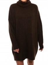 Lilo pullover dk brown