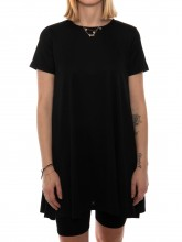 Unna dress black