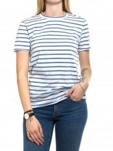Theda shirt wht/blue