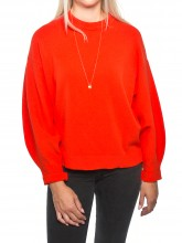 Roberta pullover red