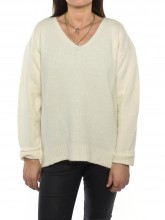 Stine pullover beige