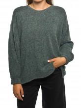 Rulia pullover bluegreen