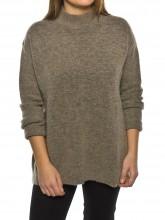Fern pullover castanho