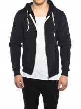 Pavel zipper jacket black