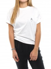 002 Hand t-shirt white