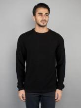 Fönger pullover black