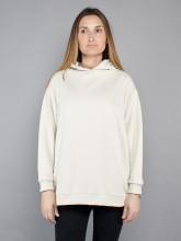 Mia hooded sweatshirt chalk