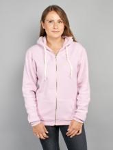 Kima zipper jacket cloud lilac