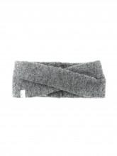 Evi headband dk grey