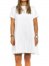 Ulia dress white