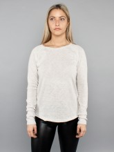 Hilde longsleeve dusty grey