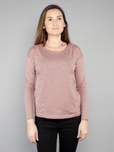 Dorrie longsleeve dusty rose