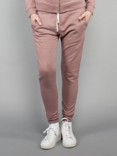 Alessia jog pants dusty rose