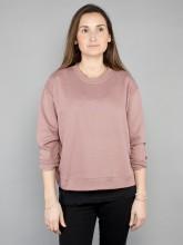 Rie sweatshirt dusty rose