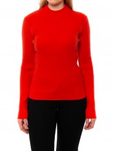 Edna pullover red