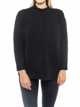 Fern pullover black