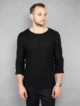 Flöp pullover black