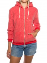 Kima sweat light red