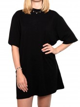 Amy shirt dress black used