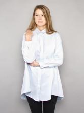 Nuria blouse light blue