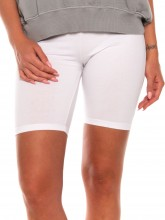 Melo cycling shorts 200 white