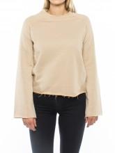 Nacera sweatshirt beige