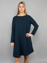 Malou dress navy