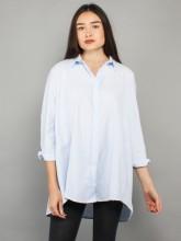 Nuria blouse blue stripe