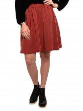 Pepa skirt barn red
