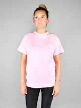 Homegirl t-shirt pink white
