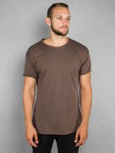 Aron t-shirt brown