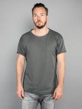 Aron t-shirt dark grey