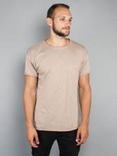 Aron t-shirt taupe