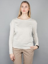 Dorrie longsleeve dusty grey