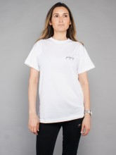 Girl gang t-shirt white black