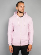 Kima zipper jacket men cloud lilac