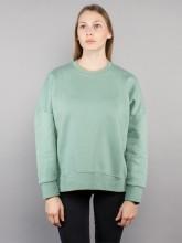 Liva sweatshirt dusty green