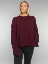 Holli pullover bordeaux