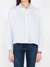 Ida blouse blue stripes
