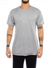 Aron t-shirt stone grey